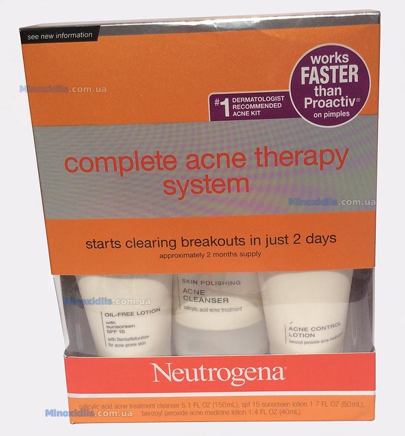 Neutrogena Acne - набор средств от прыщей - 2